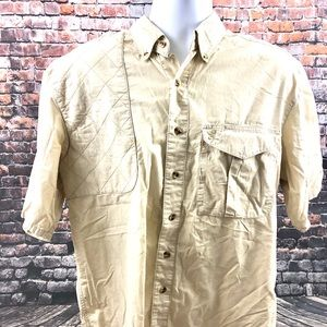 Browning Men's Medium Button Front Shirt
